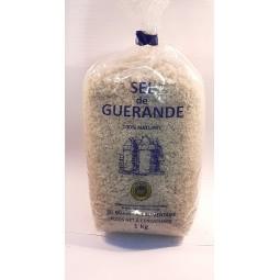 GROS SEL GRIS DE GUERANDE 1kg